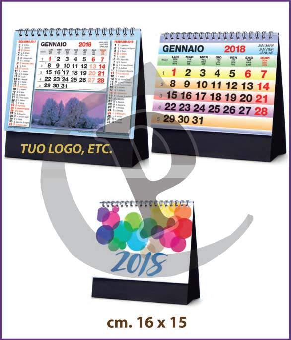 Calendari da tavolo personalizzati primo prezzo - Calendari da tavolo personalizzati ...