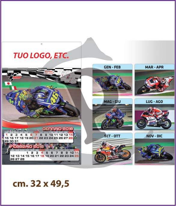 calendari-illustrati-personalizzati-2018-moto-gp