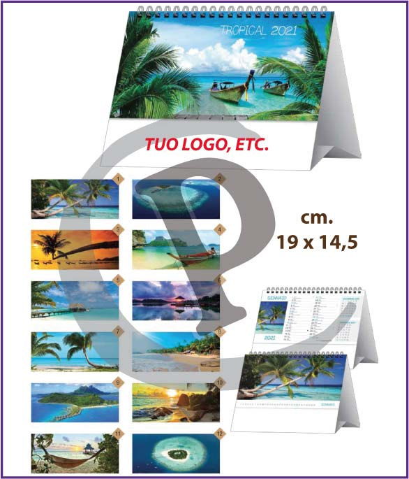 calendari-da-tavolo-personalizzati-2021-tropical-tv2200